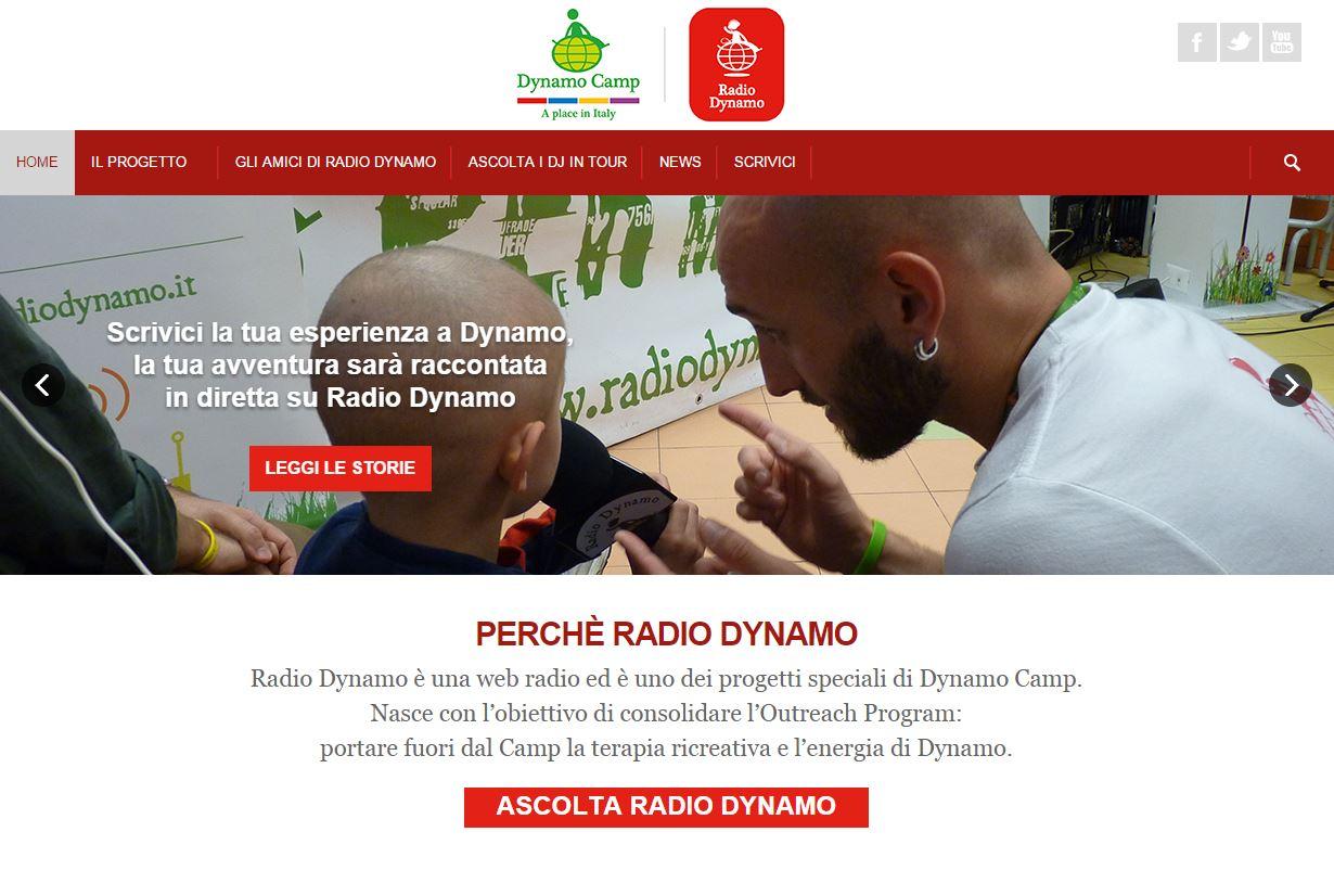 Mattia Miraglio Radio Dynamo Camp